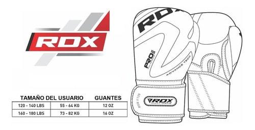 GUANTES BOX REX F12