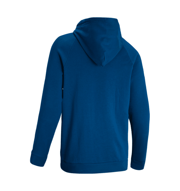 POLERON DE HOMBRE UNDER ARMOUR RIVAL FLEECE BIG LOGO HD AZUL