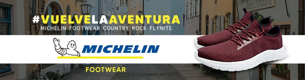Michelin Vuelve a la Aventura