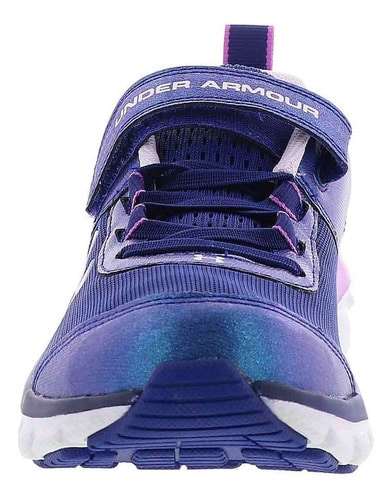 Zapatillas de Niña Under Armour Assert 8 AC Frosty morado