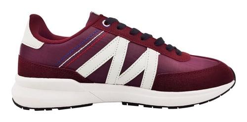 Zapatillas de Hombre Michelin Footwear Protek Urban burdeo