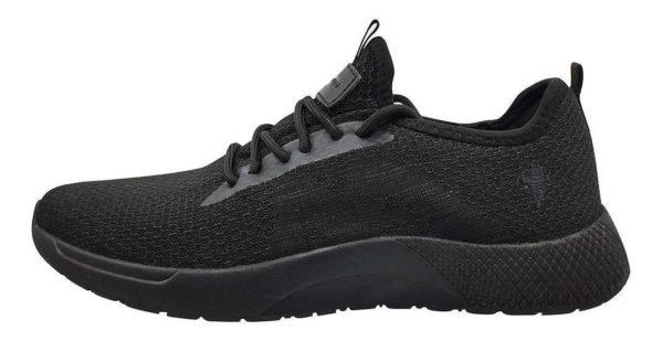 Zapatillas de Mujer Michelin Footwear Country Rock negro