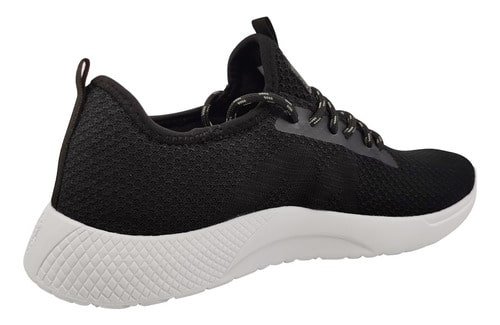 Zapatillas de Mujer Michelin Footwear Country Rock negro-blanco