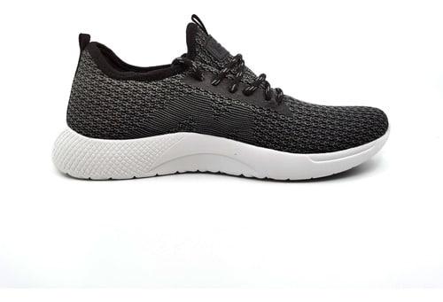 Zapatillas de Hombre Michelin Footwear Country Rock gris-blanco