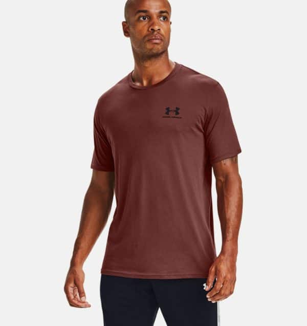 POLERON DE HOMBRE UNDER ARMOUR SPORTSTYLE TERRY
