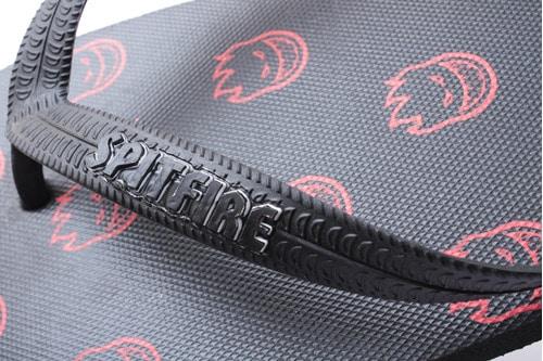 Sandalias de Hombre Multi-Icon Strap Spitfire negro