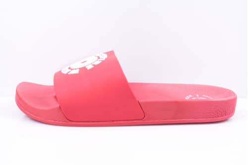 Sandalias de Hombre Wheels Flip-Flop Spitfire rojo