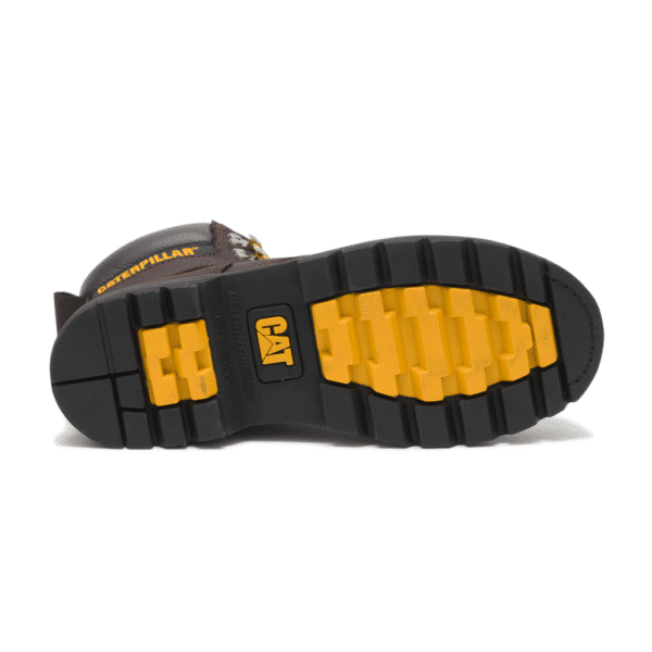 Botin de Hombre Caterpillar Second Shift St chocolate
