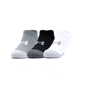 TRIPACK CALCETIN INFANTIL UNDER ARMOUR INVISIBLE