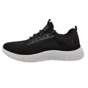 Zapatillas de Mujer Michelin Footwear Country Rock negro-blanco