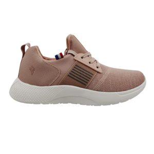 Zapatillas de Mujer Michelin Footwear Country Rock Rosado-Blanco