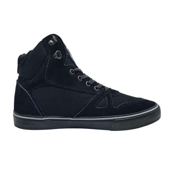 Zapatillas Juvenil Spitfire 720 Flip High Boots Negro-Negro
