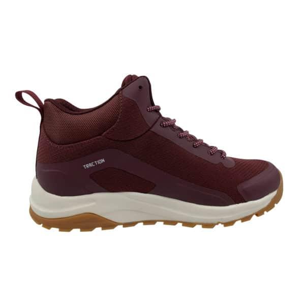 Zapatillas de Hombre Desert Race Michelin Footwear Waterproof Burdeo