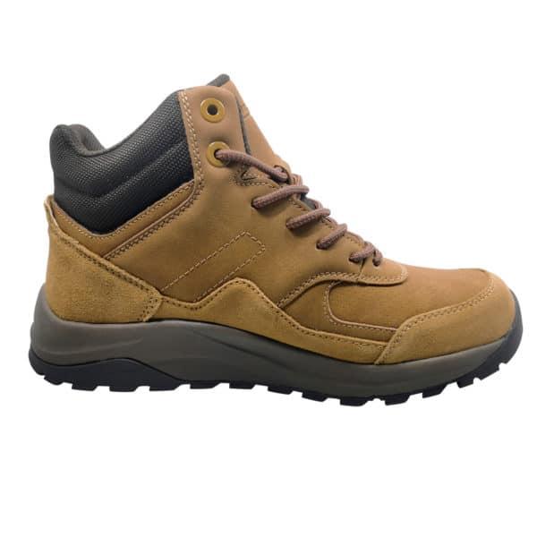 Zapato de Hombre Desert Race Michelin Footwear Waterproof Camel