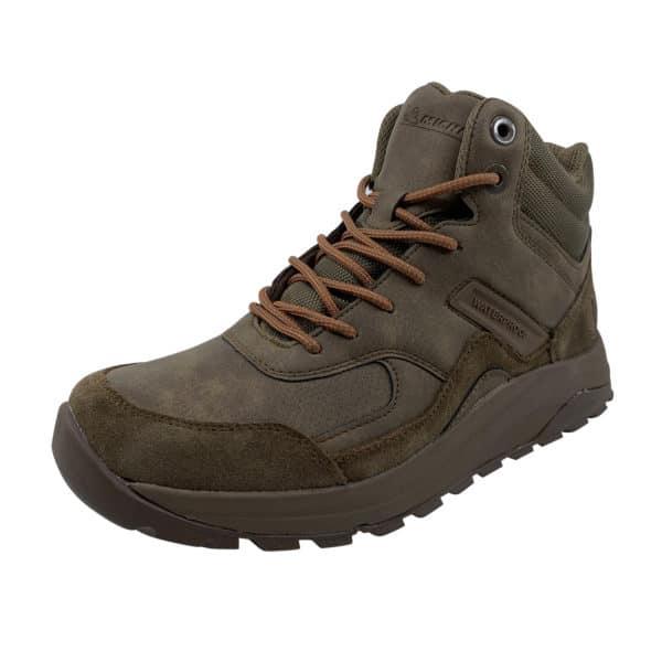 Zapato de Hombre Desert Race Michelin Footwear Waterproof Cafe