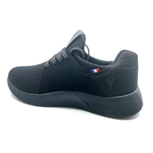 Zapatillas de Mujer Michelin Footwear Country Rock Negro-Negro