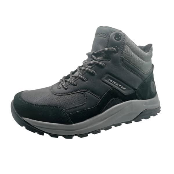 Zapato de Hombre Desert Race Michelin Footwear Waterproof Negro-Negro