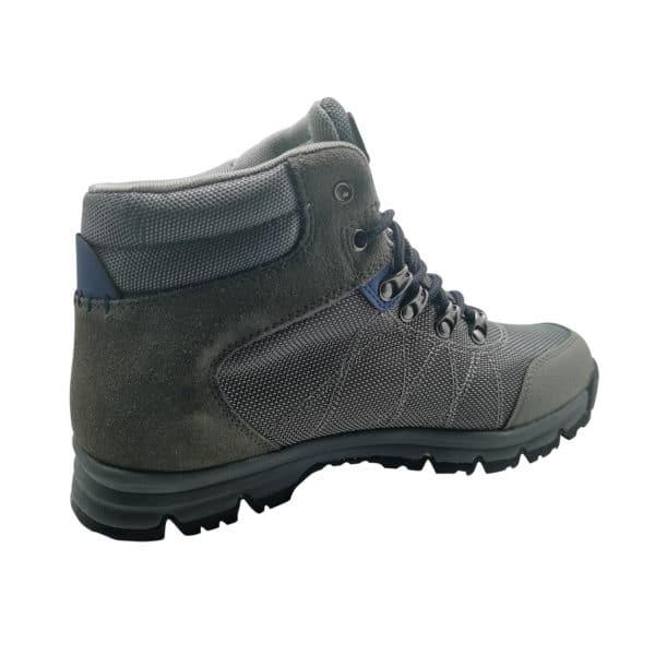 Zapato de Hombre Ltx Michelin Footwear Waterproof Gris