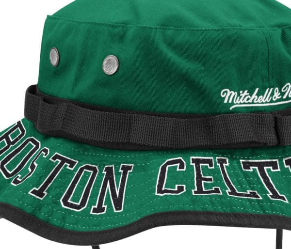 GORRO MITCHELL AND NESS BOONIE TEAM BURST CELTICS