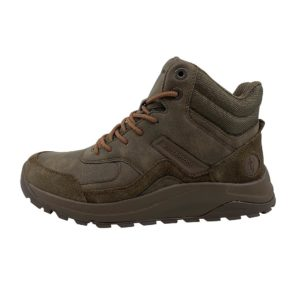 Zapato de Hombre Desert Race Michelin Footwear Waterproof Cafe
