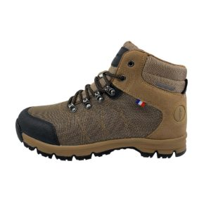 Zapato de Hombre Ltx Michelin Footwear Waterproof Cafe