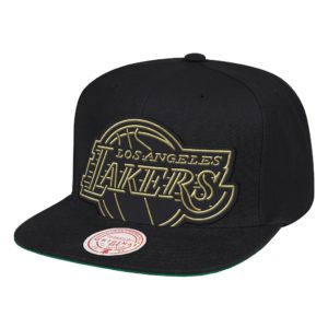 GORRO MITCHELL AND NESS LAKERS CROP NEON XL SNAPBACK