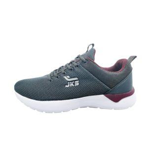 Zapatillas de Hombre Inspiration Pro Foam Jks Gris-Burdeo
