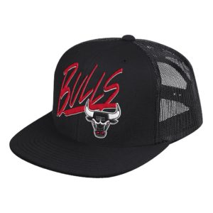 GORRO MITCHELL AND NESS BULLS BREAKAWAY TRUCKER