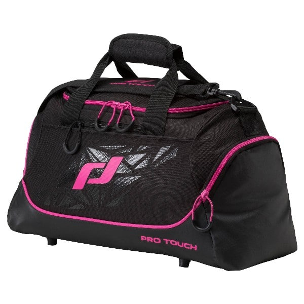 BOLSO FORCE TEAMBAG PRO TOUCH NEGRO - ROSADO L